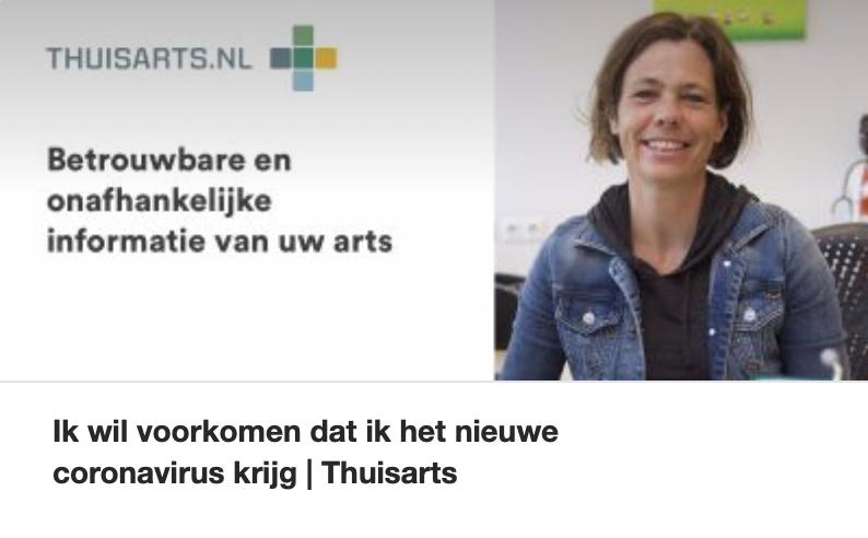 corona virus Rotterdam